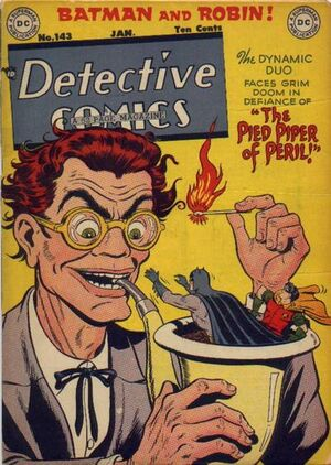 Cover for Detective Comics #143