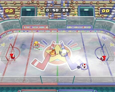 Hockey Mario