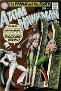 Atom and Hawkman 44