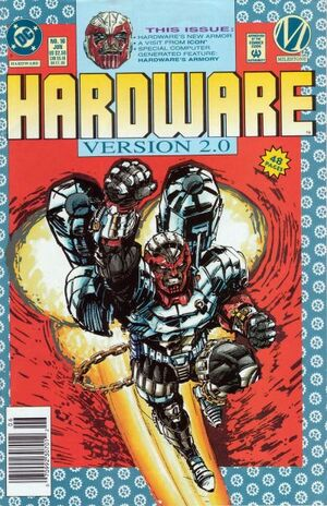 Cover for Hardware #16