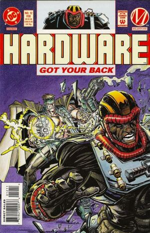 Cover for Hardware #12