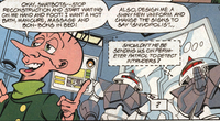 Snively orders