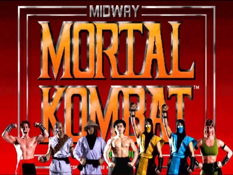 Megapost Homenaje Mortal kombat  fanaticos en taringa
