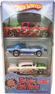 Holiday Hot Rods 3-Pack