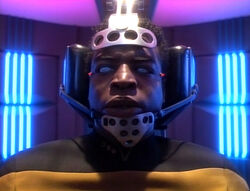 La Forge The Mind&#39;s Eye