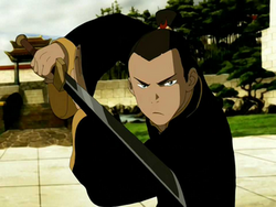 Sokka&#39;s sword