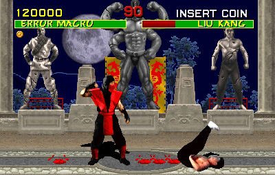 Mortal Kombat: Glitch