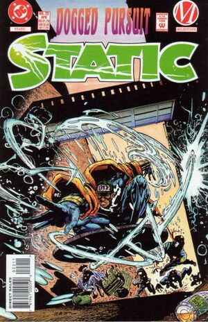 Cover for Static #22