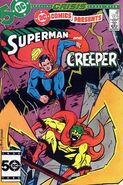 DC Comics Presents 88