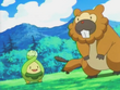 EP470 Bidoof y Budew