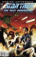 The Last Generation issue 2 cover