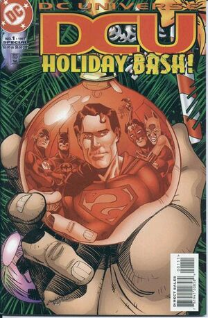 Cover for DCU Holiday Bash #1