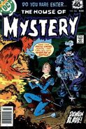 House of Mystery v.1 266