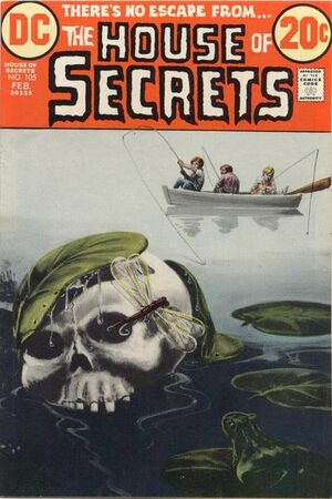 Cover for House of Secrets #105