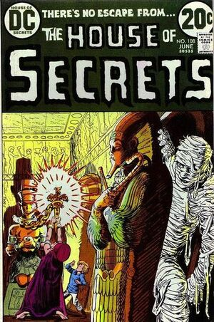 Cover for House of Secrets #108