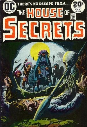 Cover for House of Secrets #112