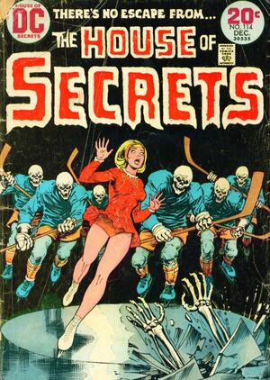 Cover for House of Secrets #114