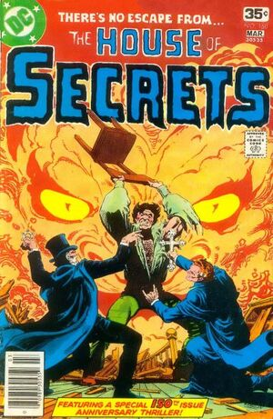 Cover for House of Secrets #150