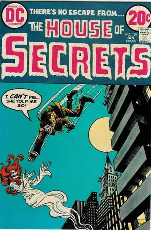 Cover for House of Secrets #104