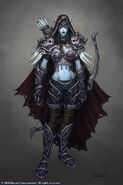 Sylvanas Windrunner