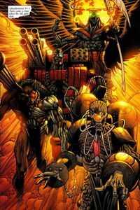 Four Horsemen of Apokolips