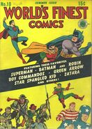 World&#39;s Finest Comics 10