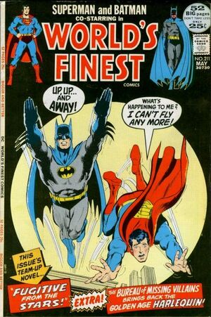 Cover for World's Finest #211