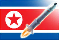 Northkorea flag