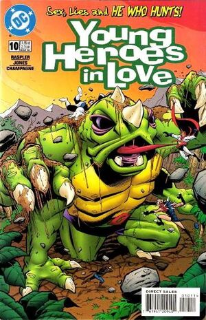Cover for Young Heroes in Love #10