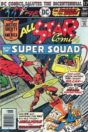 Cover for All-Star Comics #61