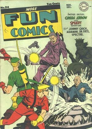 Cover for More Fun Comics #94