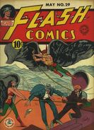 Flash Comics 29