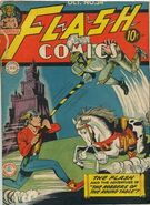Flash Comics 34