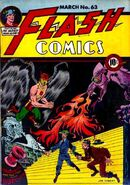 Flash Comics 63