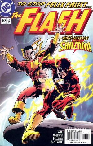 Cover for Flash #162