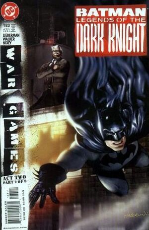 Cover for Batman: Legends of the Dark Knight #183