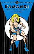Kamandi Archives Vol 2