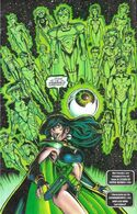 Emerald Legion 01