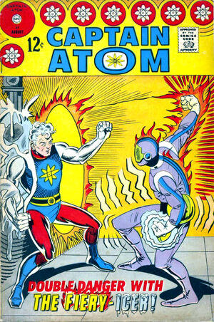 Cover for Captain Atom (Charlton) #87