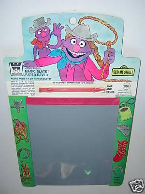 Sesame Street Magic Slates Muppet Wiki