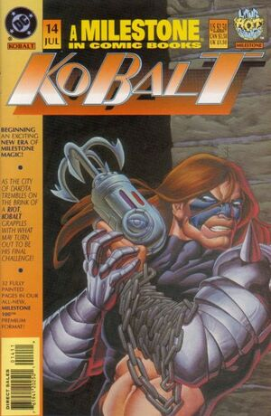 Cover for Kobalt #14