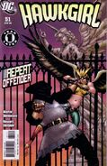 Hawkgirl Vol 1 51