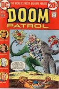 Doom Patrol Vol 1 123
