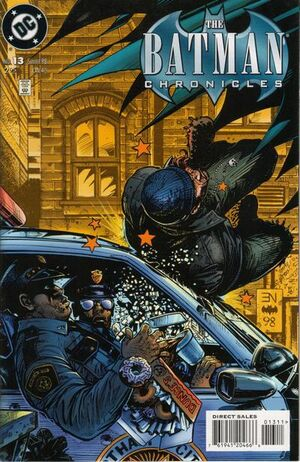 Cover for Batman Chronicles #13