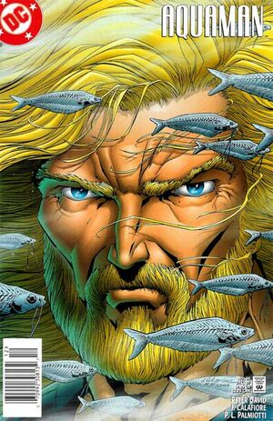 Cover for Aquaman #39