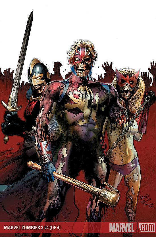 Marvel zombies 3 vol 1 4 marvel comics database
