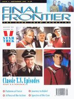 Final Frontier issue 3 cover