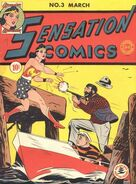 Sensation Comics Vol 1 3