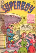Superboy Vol 1 34
