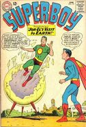 Superboy Vol 1 121